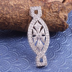 Pure Sterling Silver Pendant